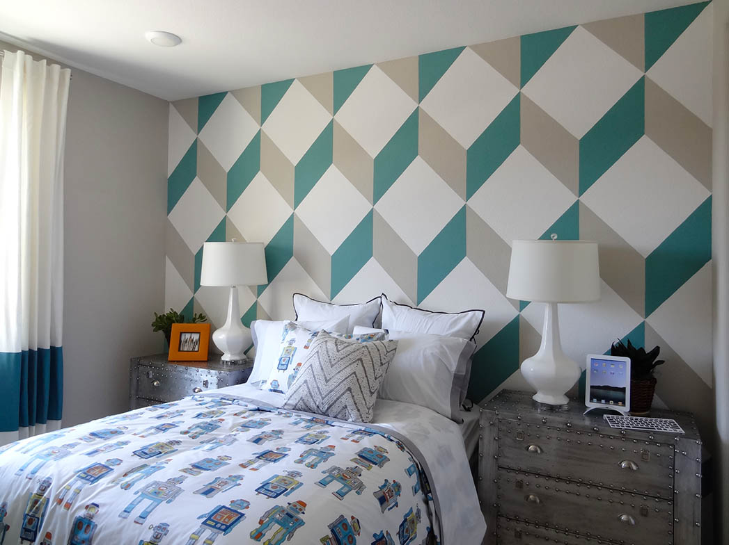delightful wall paint ideas
