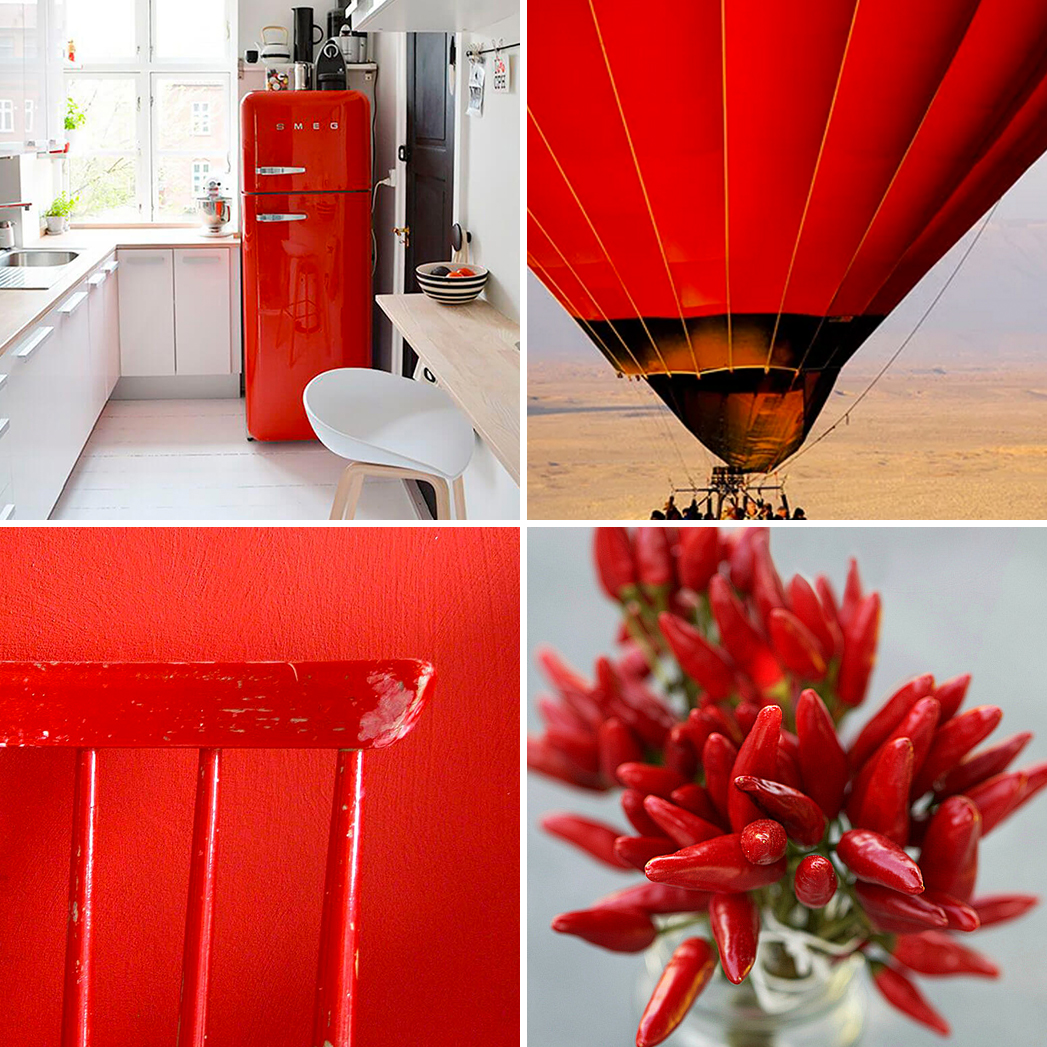 Spice Up Your Home Decor With Fiesta Red